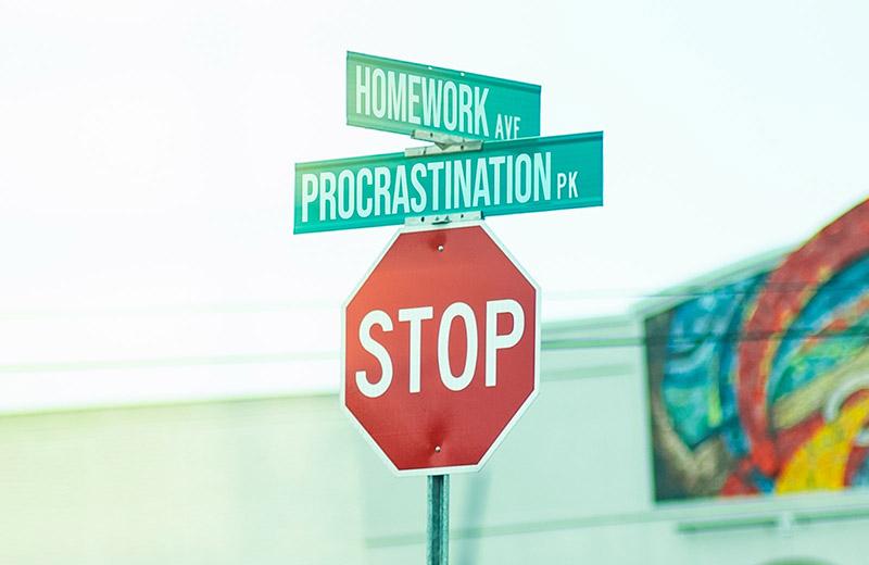 How to deal with Quarantine Procrastination?